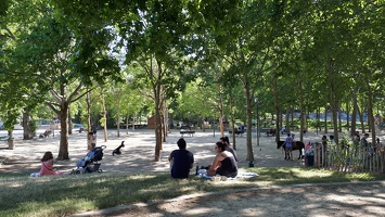 Parc Georges Brassens, Paris